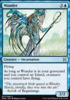 Eternal Masters Foil: Wonder