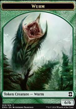 Eternal Masters: Wurm Token