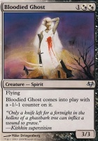 Eventide Foil: Bloodied Ghost
