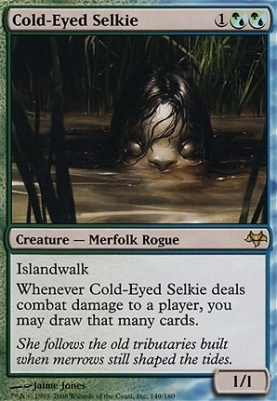 Eventide: Cold-Eyed Selkie