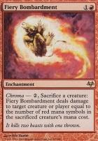 Eventide Foil: Fiery Bombardment