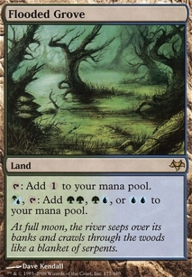 Eventide: Flooded Grove