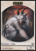 Eventide: Goat Token