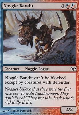 Eventide Foil: Noggle Bandit