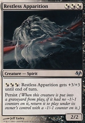 Eventide: Restless Apparition