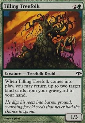 Eventide: Tilling Treefolk