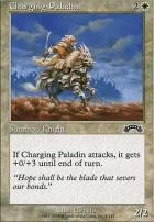 Exodus: Charging Paladin