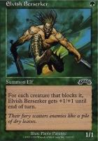 Exodus: Elvish Berserker