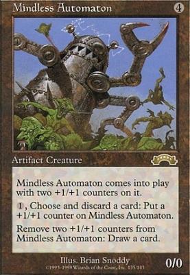 Exodus: Mindless Automaton