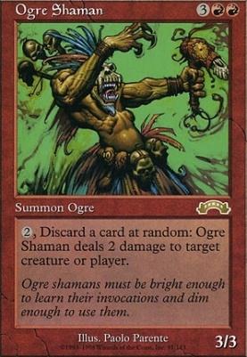Exodus: Ogre Shaman