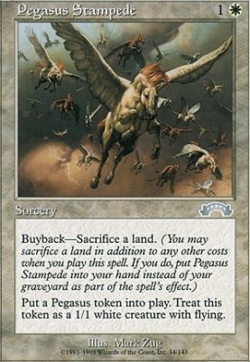 Exodus: Pegasus Stampede