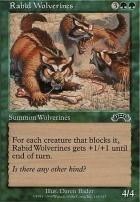 Exodus: Rabid Wolverines