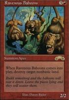 Exodus: Ravenous Baboons