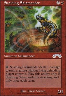 Exodus: Scalding Salamander