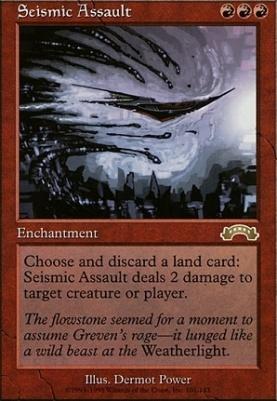 Exodus: Seismic Assault