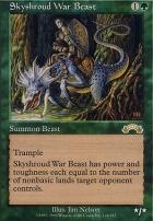 Exodus: Skyshroud War Beast