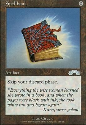 Exodus: Spellbook