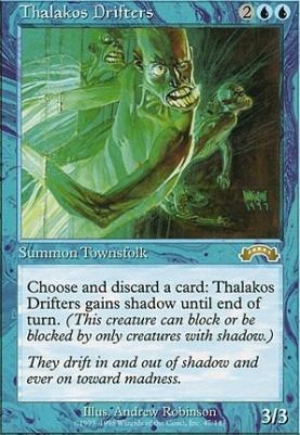 Exodus: Thalakos Drifters