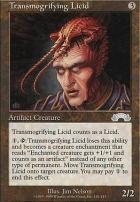 Exodus: Transmogrifying Licid