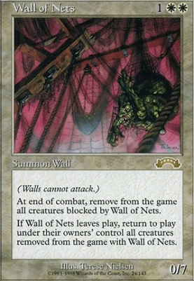 Exodus: Wall of Nets