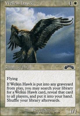 Exodus: Welkin Hawk