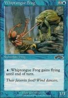 Exodus: Whiptongue Frog