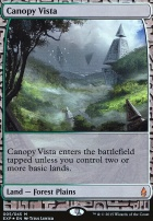 Masterpiece Series: Expeditions: Canopy Vista (BFZ Expeditions Foil)