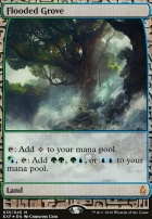 Masterpiece Series: Expeditions: Flooded Grove (OGW Expeditions Foil)