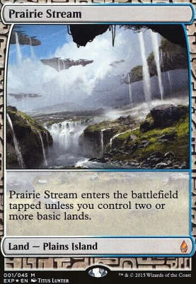 Masterpiece Series: Expeditions: Prairie Stream (BFZ Expeditions Foil)