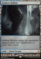 Masterpiece Series: Expeditions: Sunken Hollow (BFZ Expeditions Foil)