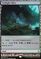 Masterpiece Series: Expeditions: Twilight Mire (OGW Expeditions Foil)