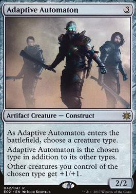 Explorers of Ixalan: Adaptive Automaton