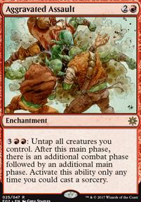 Explorers of Ixalan: Aggravated Assault