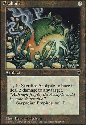Fallen Empires: Aeolipile