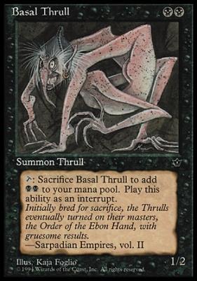 Fallen Empires: Basal Thrull