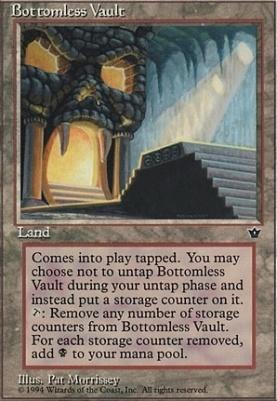 Fallen Empires: Bottomless Vault