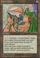 Fallen Empires: Conch Horn