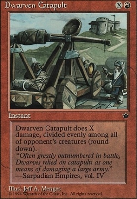 Fallen Empires: Dwarven Catapult