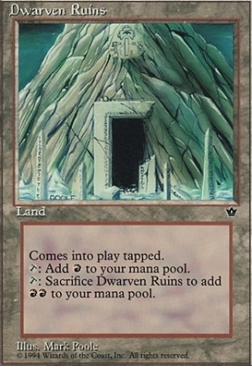 Fallen Empires: Dwarven Ruins