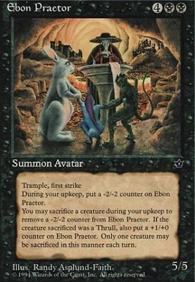 Fallen Empires: Ebon Praetor