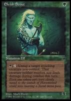 Fallen Empires: Elvish Scout