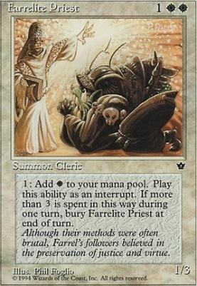 Fallen Empires: Farrelite Priest