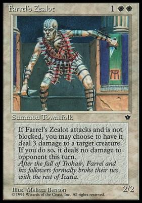 Fallen Empires: Farrel's Zealot