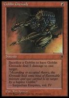 Fallen Empires: Goblin Grenade