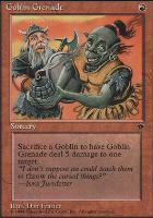 Fallen Empires: Goblin Grenade (Frazier)