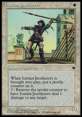 Fallen Empires: Icatian Javelineers