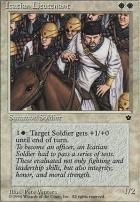 Fallen Empires: Icatian Lieutenant