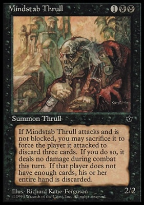 Fallen Empires: Mindstab Thrull