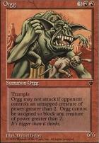 Fallen Empires: Orgg