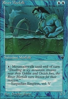 Fallen Empires: River Merfolk